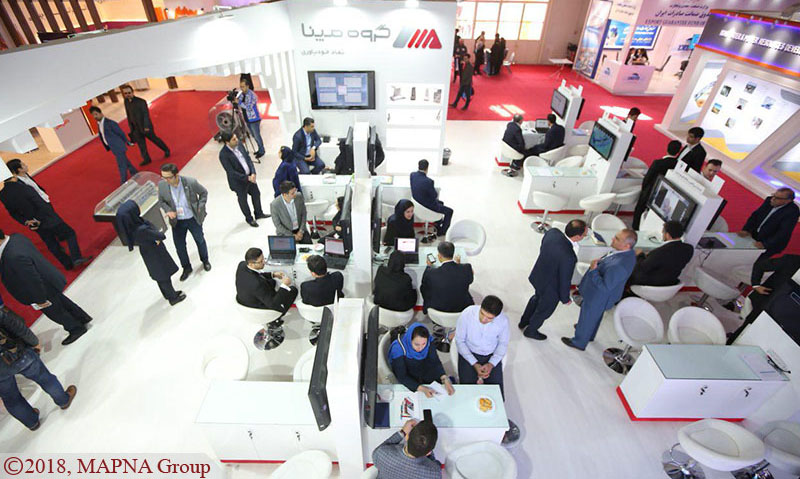 Monenco Iran at the 18th Iran International Electricity Exhibition