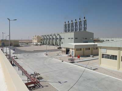 Siah Al Kheirat DG Power Plant Operated Successfully in Oman