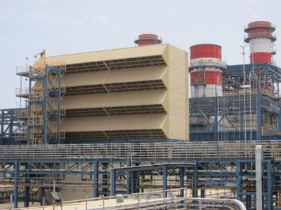 Barka and Sohar Combined Cycle Power Plant